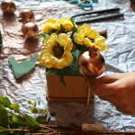 scatolina fiori