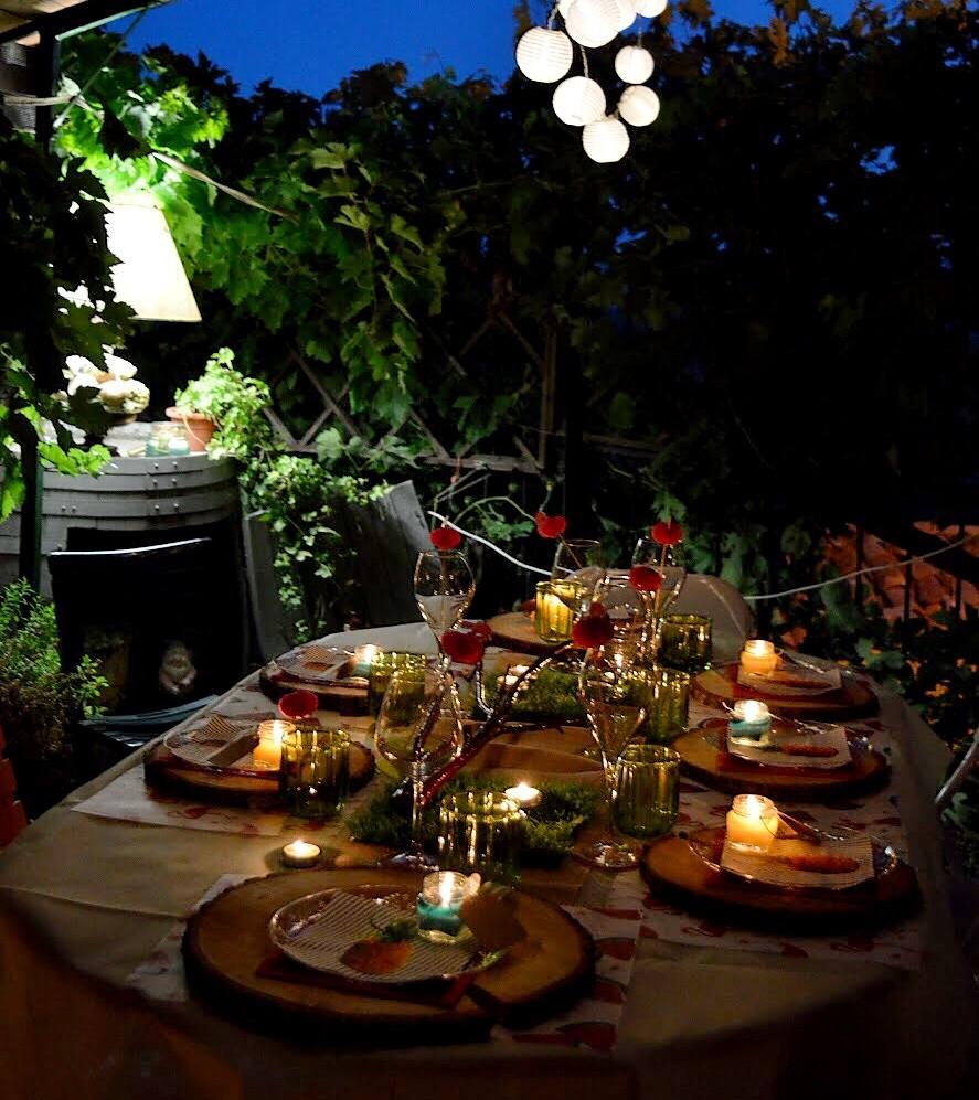 Telo giardino ikea e matrimonio in giardino di casa for Telo copridivano ikea